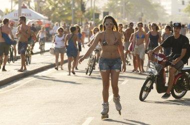 Brazilian Recreating Rio de Janeiro Brazil