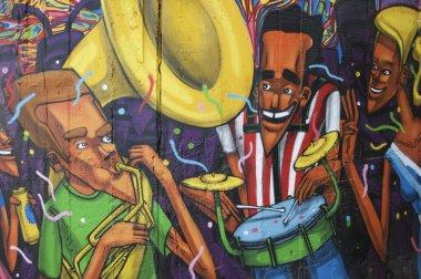 Lapa Rio de Janeiro Brazil Street Art Graffiti