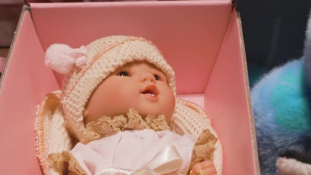 Baby toy doll elite toys eco material child newborn
