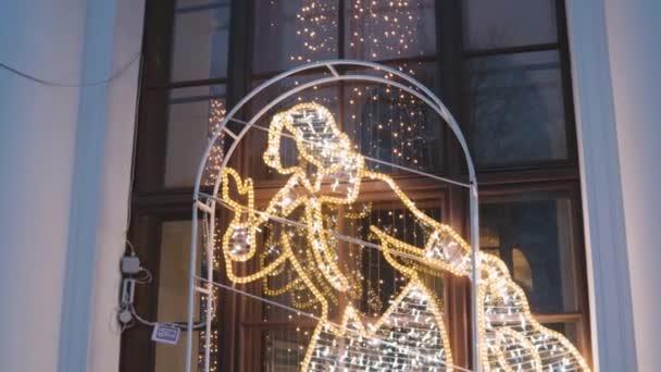 Curtsey karakter mese megvilágítás karácsonyi hangulat oldal Princess izzás