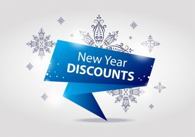 New year discounts