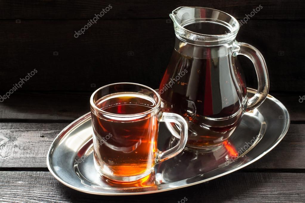 Traditionelle russische Getränk Kwas — Stockfoto © 13-Smile #104581178