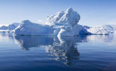 """Картина, постер, плакат, фотообои """"природа и пейзажи антарктики """", артикул 76799249"""