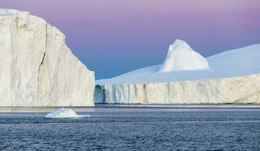 Nature and landscapes of Greenland