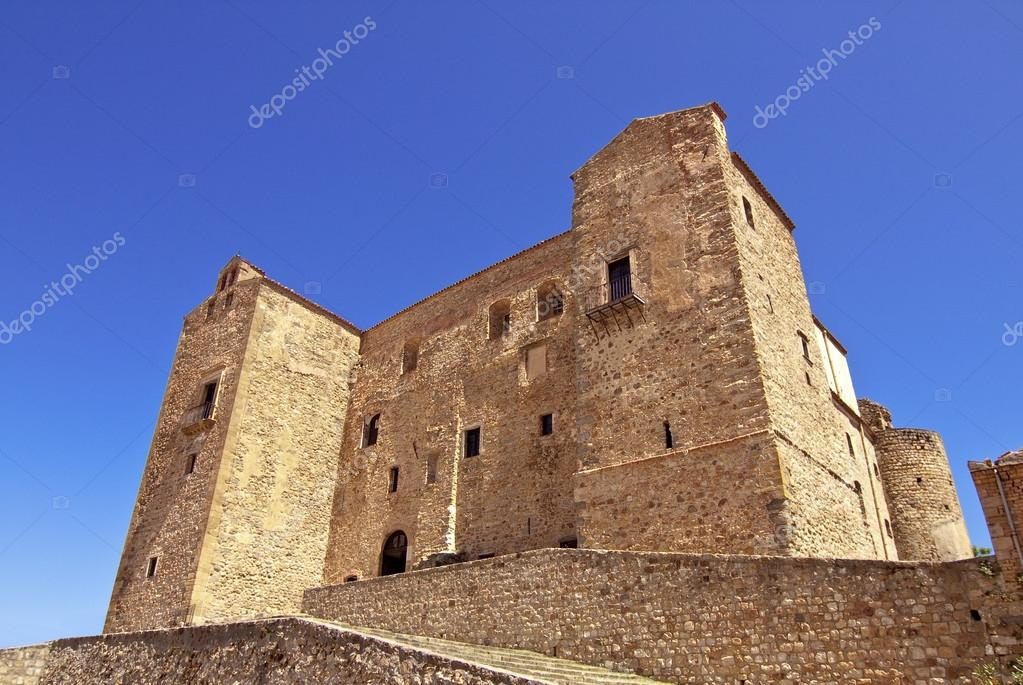 Castelbuono castle bis, Sicily