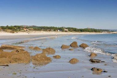 Rocks in Raeiros beach