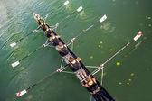 Boot mit acht Insassen