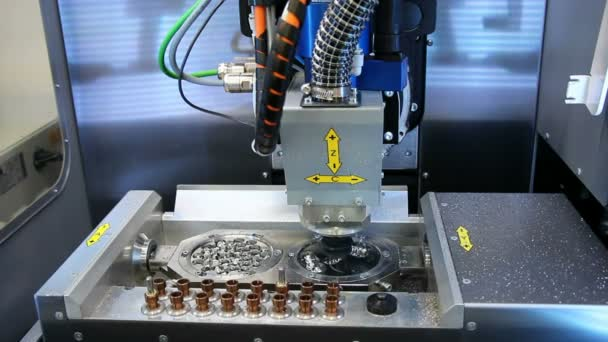Dental CNC engraver