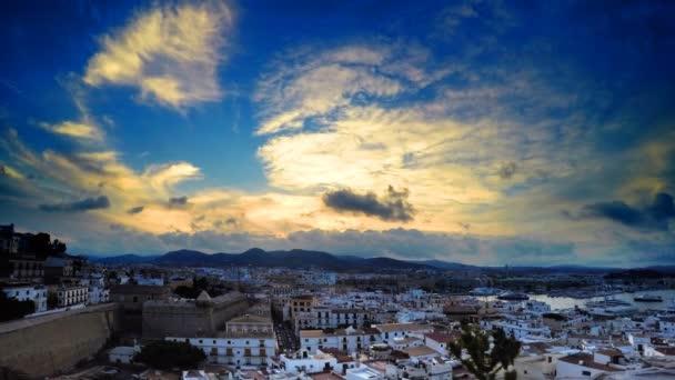 Naplemente, Ibiza, idő telik el