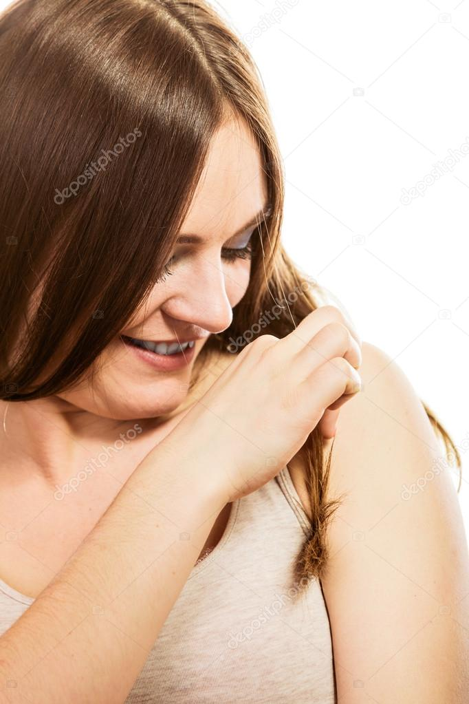 Funny Woman With Armpit Hair Stock Photo C Voyagerix 72418337