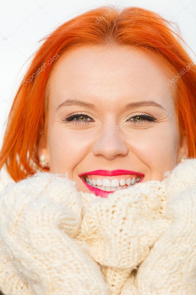 rood warm gezicht