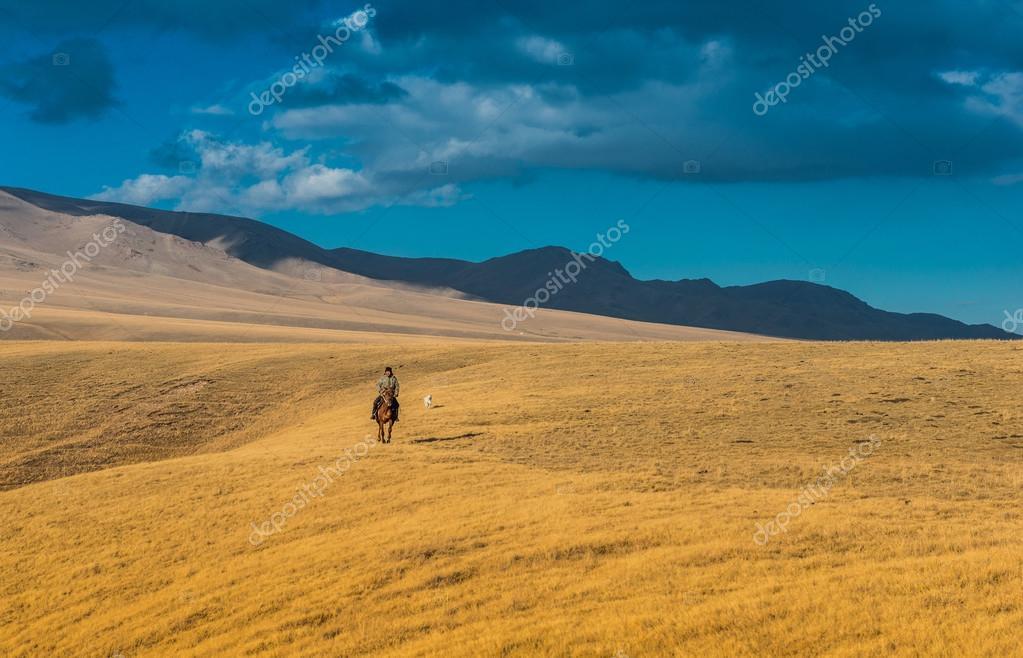 Nomadic journey