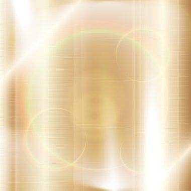 gold background, metal texture , vector illustration