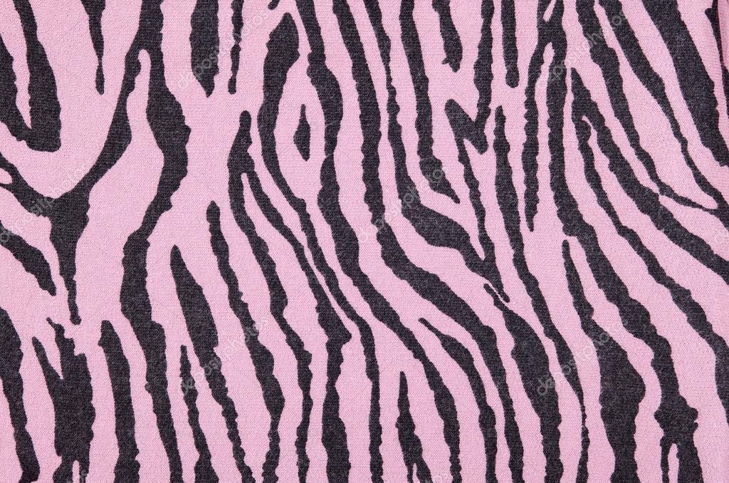 Sfondo Zebrato Rosa E Nero Modello Rosa E Nero Della Zebra Foto