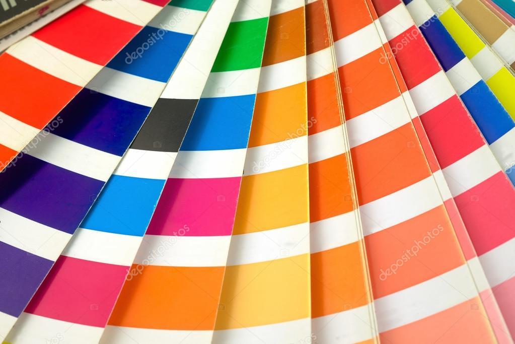 pantone book color