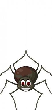 spider cartoon for you design