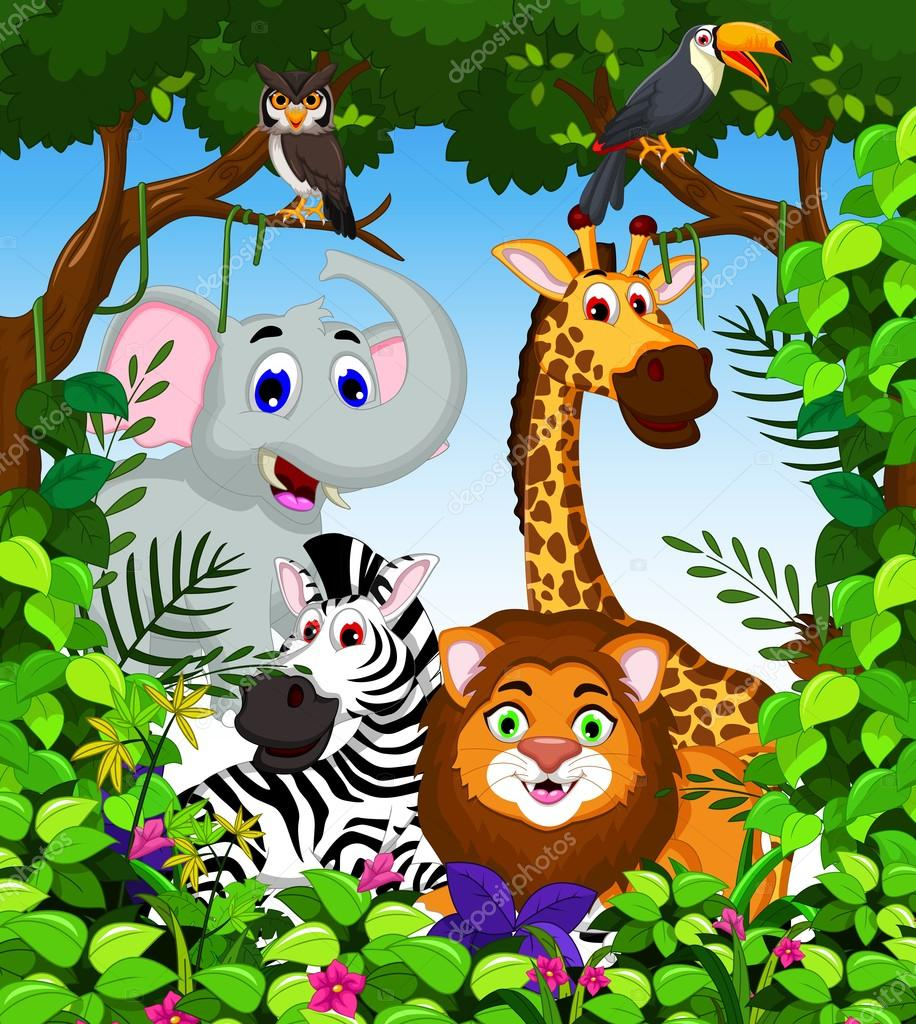 Habitacion bebe jirafa