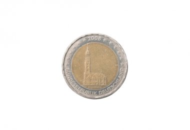 Commemorative 2 euro coin of Germany