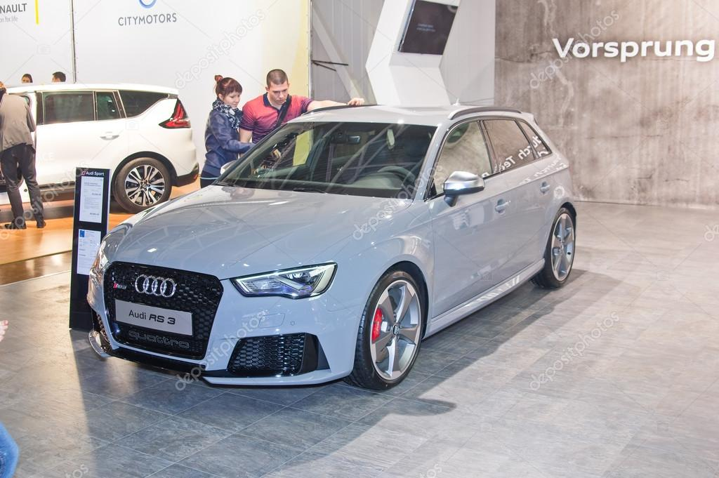 Audi Rs3 Foto Editoriale Stock C Eans 85030878
