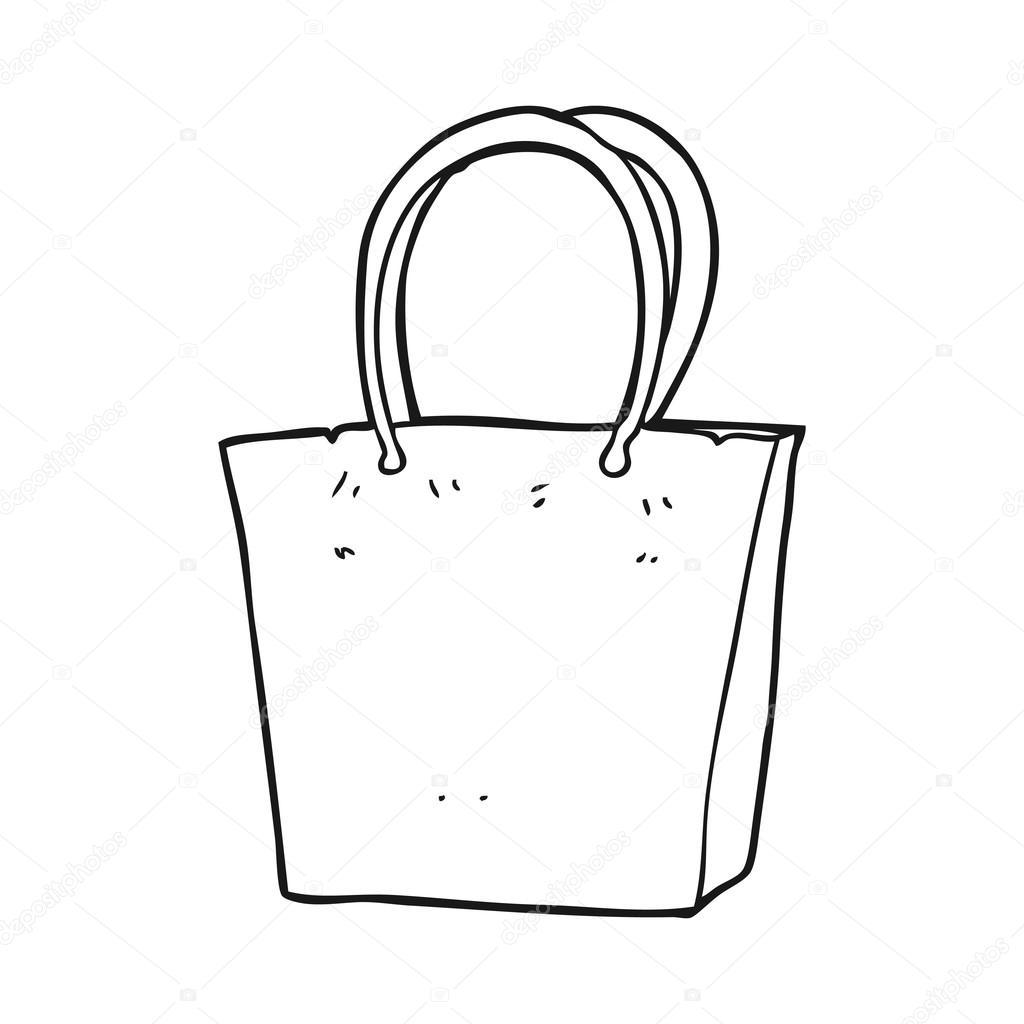 Výsledek obrázku pro taška kreslená