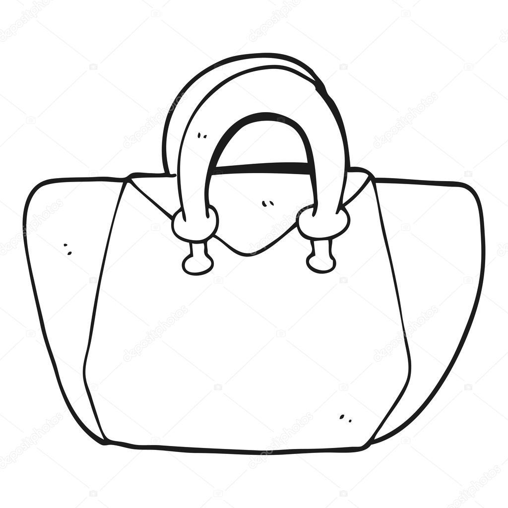 bolso animados negro blanco dibujos de y rWA1cSr