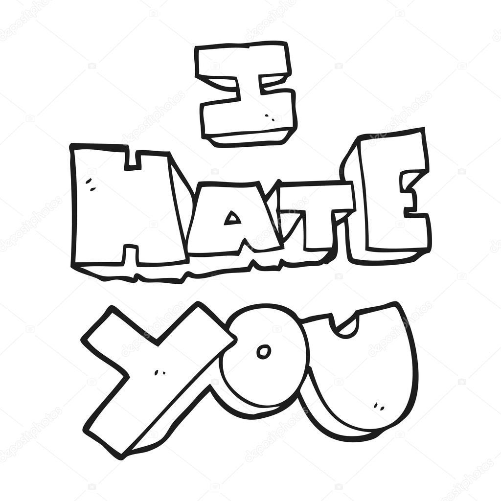 ik haat u