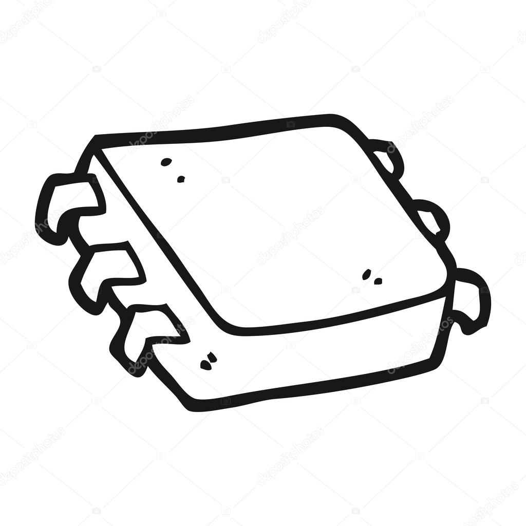 Animado Dibujo De Un Chip De Computadora Chip De