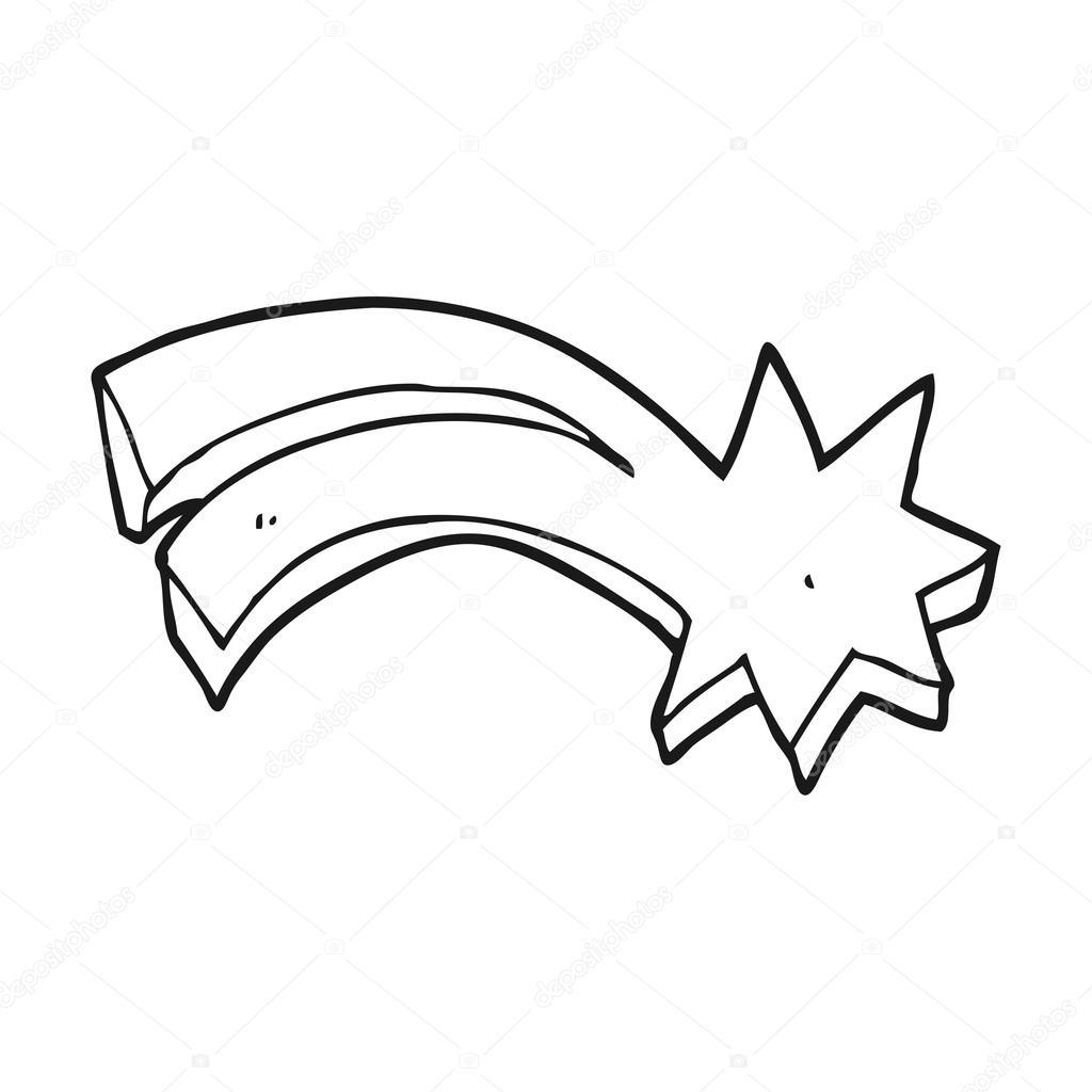 noir et blanc dessin anim d coration toile filante image vectorielle lineartestpilot. Black Bedroom Furniture Sets. Home Design Ideas