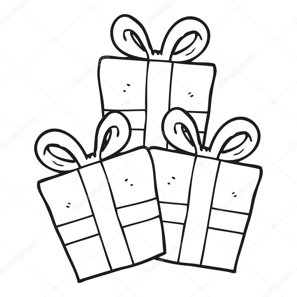 Dibujos De Navidad Regalos.Fotos Regalos De Navidad Dibujo Regalos De Navidad De