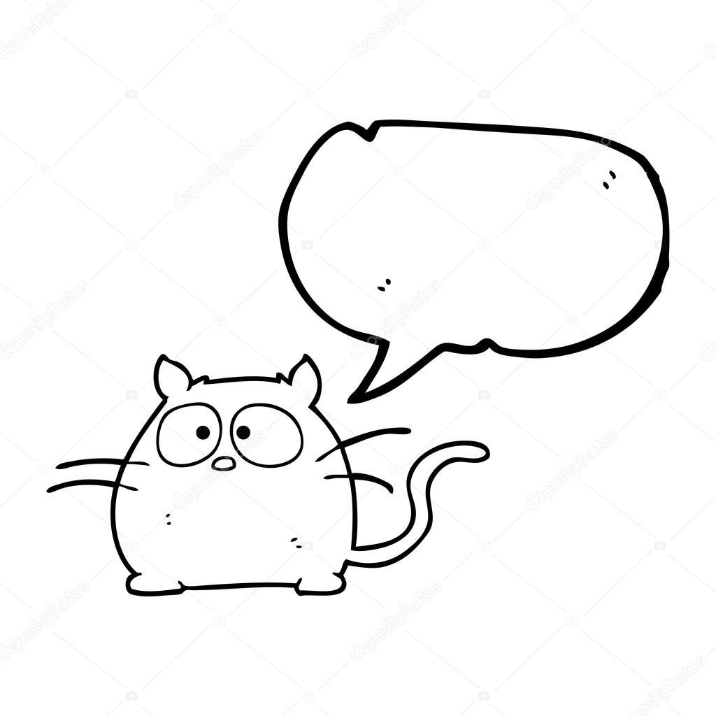 Fotos Geniales Para Dibujar Gato De Dibujo Animado Discurso