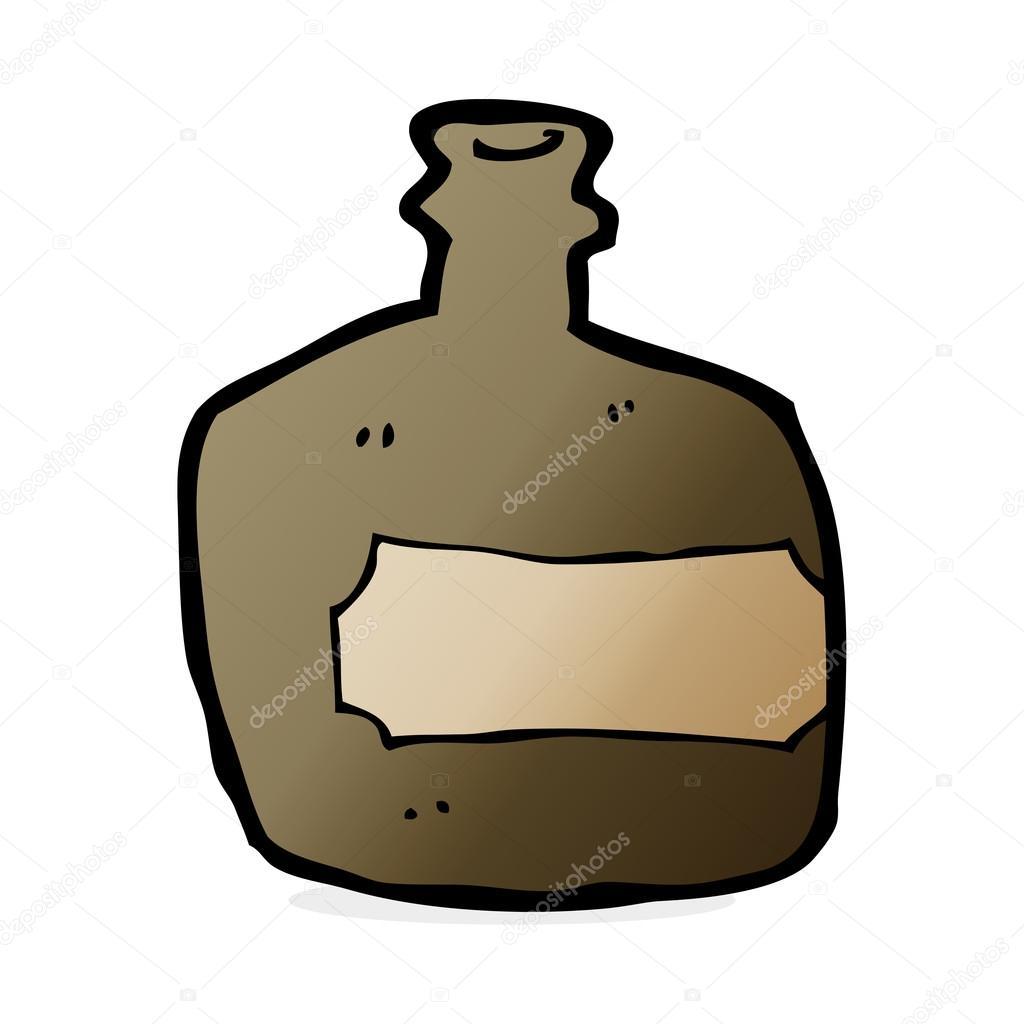 Kresleny Whisky Sklenice Stock Vektor C Lineartestpilot 101837216