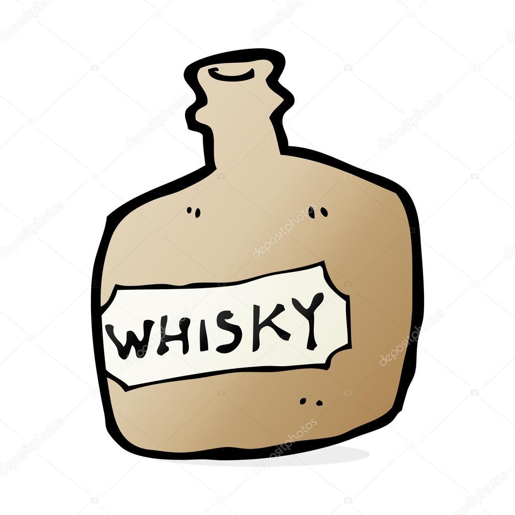 Kresleny Whisky Sklenice Stock Vektor C Lineartestpilot 101900874