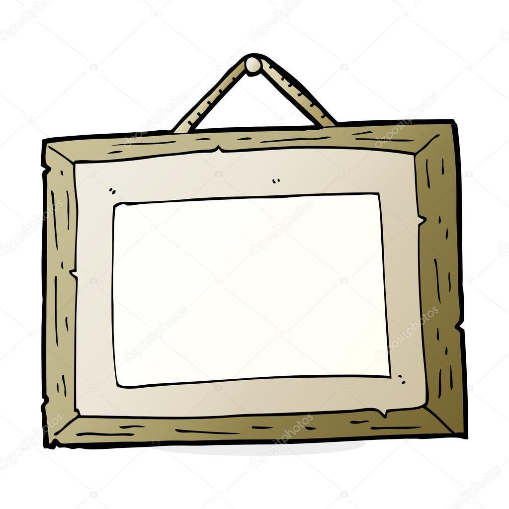 Cartoon-Bilderrahmen — Stockvektor © lineartestpilot #101912618