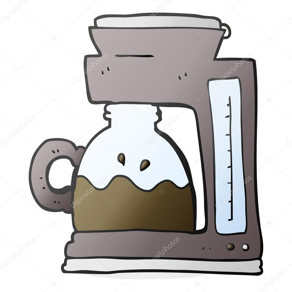 Coffee Filter Clipart