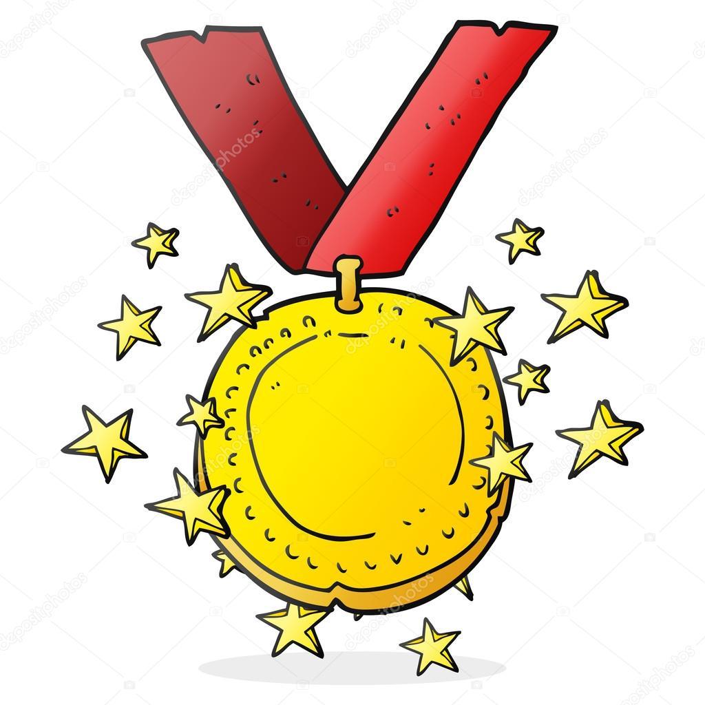 картинки медалей нарисованы них