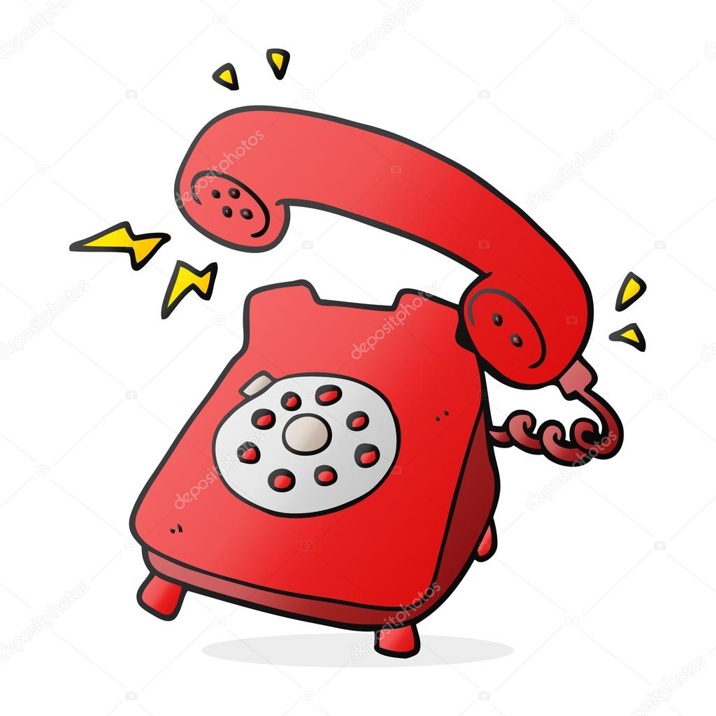 Telefon Cartoon