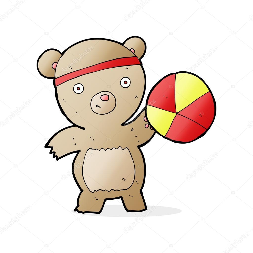 медведь игровые
