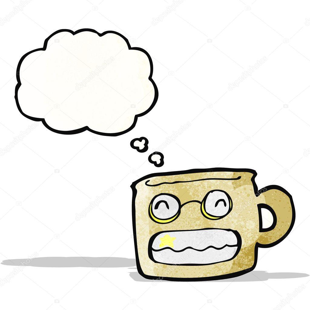 Beste Cartoon Kaffeetasse Malvorlagen Ideen - Druckbare Malvorlagen ...