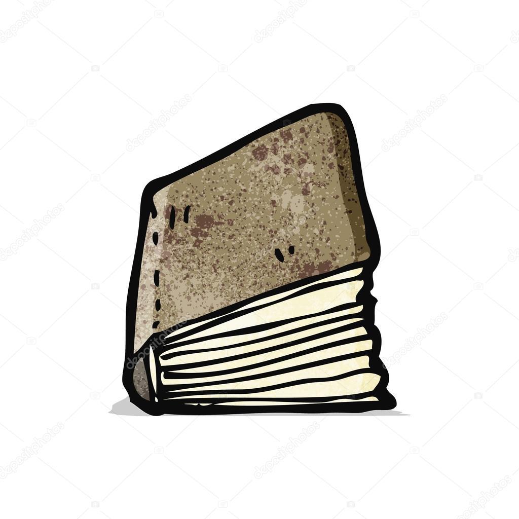 Livre Ferme De Dessin Anime Image Vectorielle