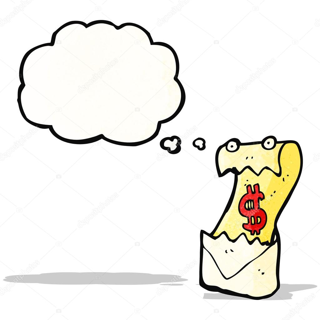Cartoon Rechnung Stockvektor C Lineartestpilot 57804581