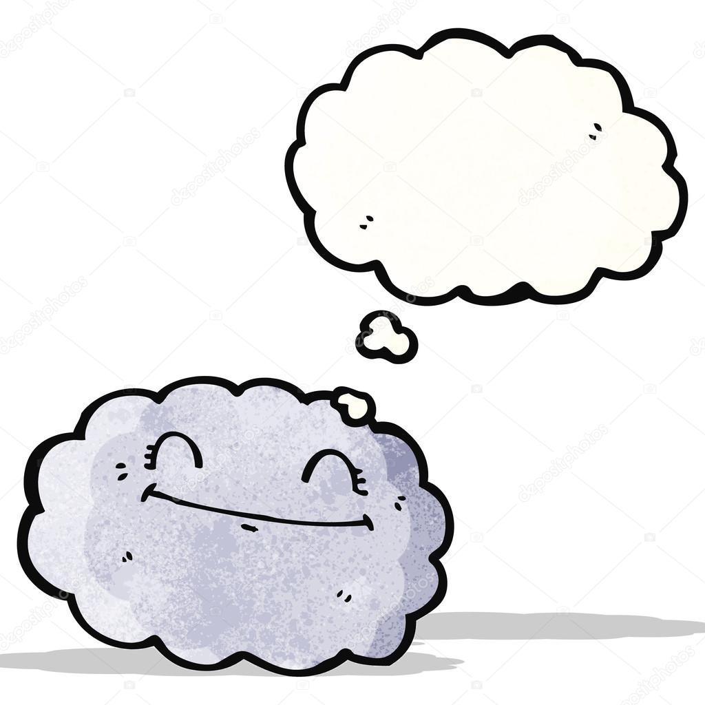 прикольные облака рисунок можете