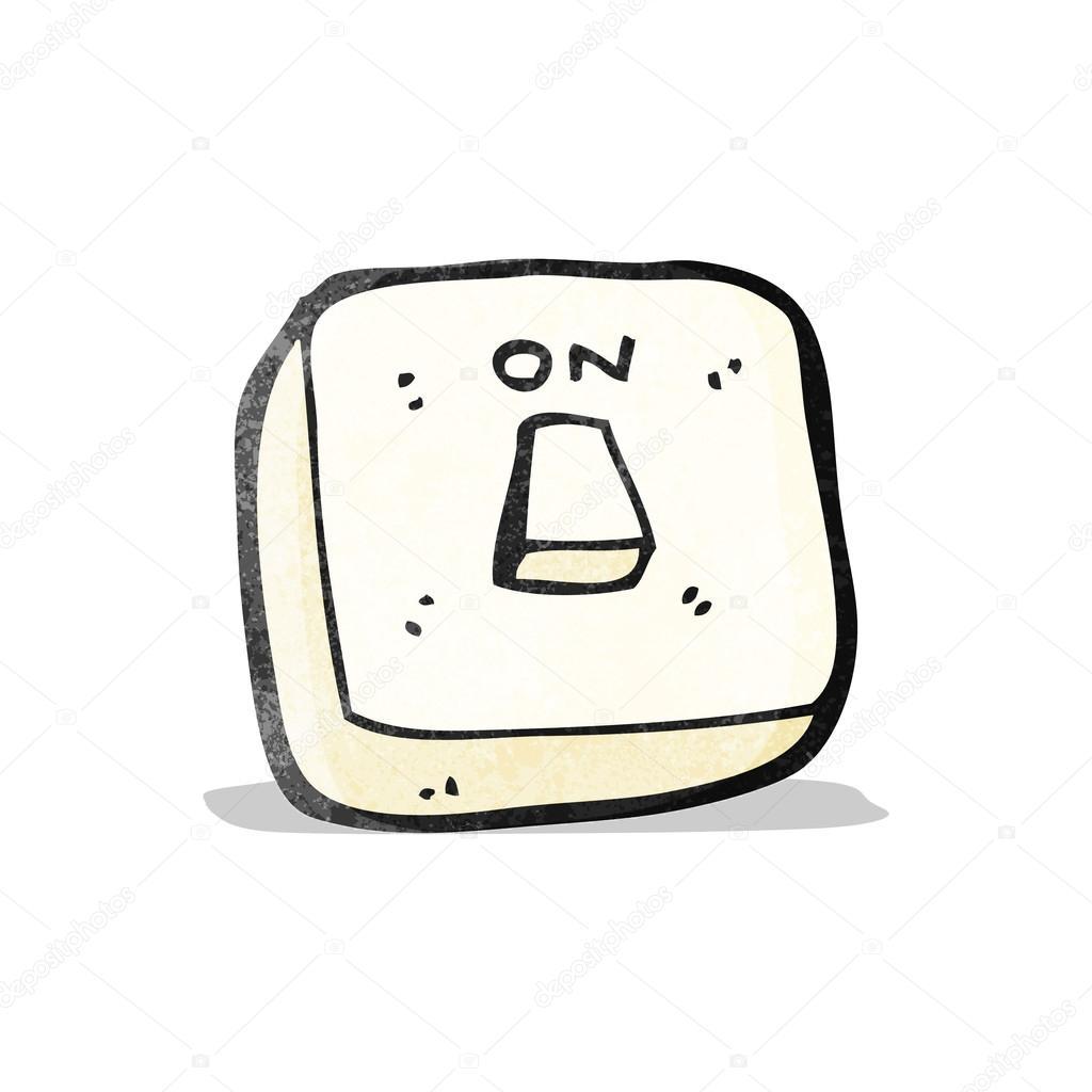Resultado de imagen de interruptor dibujos animados