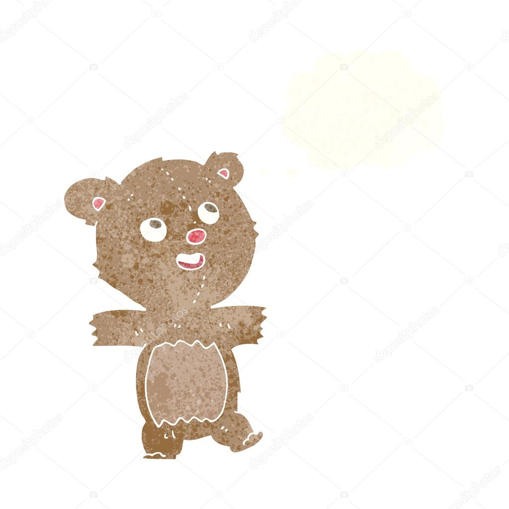 Pezzi set amore cartone teddy bear resinaa bambola car