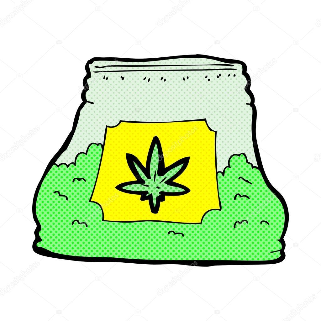 Dibujo Weed