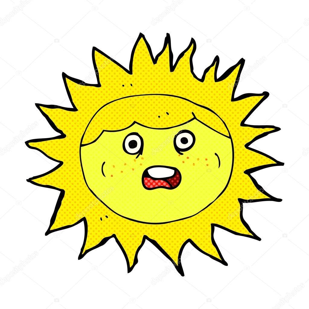 Sonne Comic