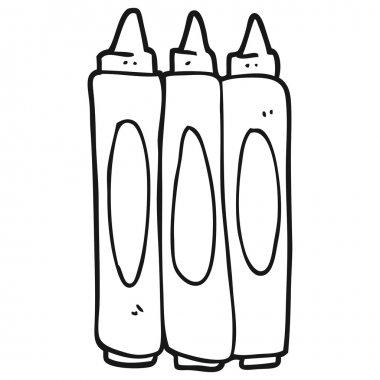 Doodle Crayon icon