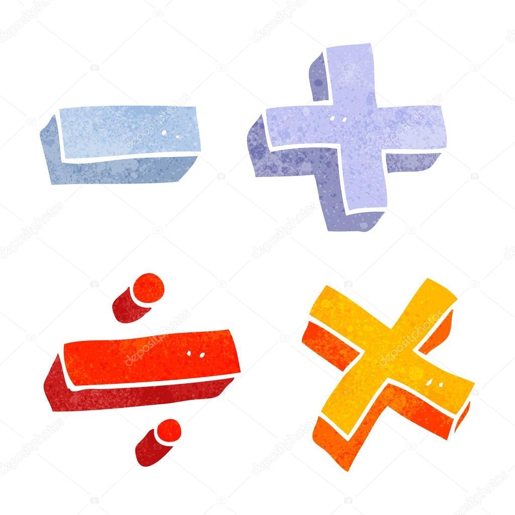 Imagenes Signos De Matematicas Animados Simbolos De Las
