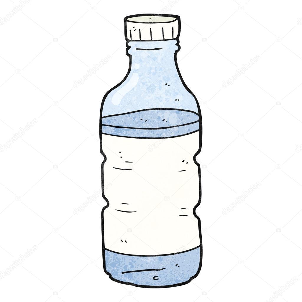 Botella De Agua Dibujos: botell...