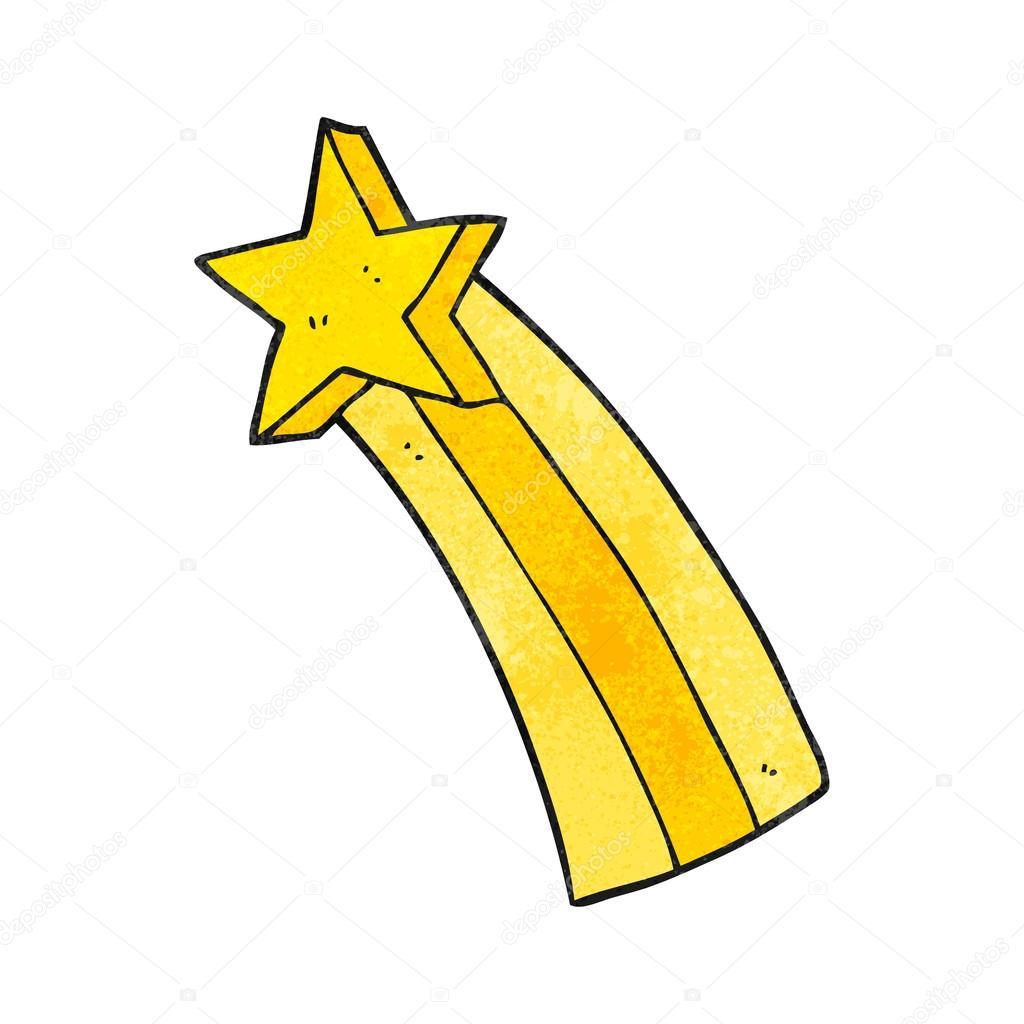 Dibujos Estrella Fugaz Dibujo Estrella Fugaz De Dibujos Animados
