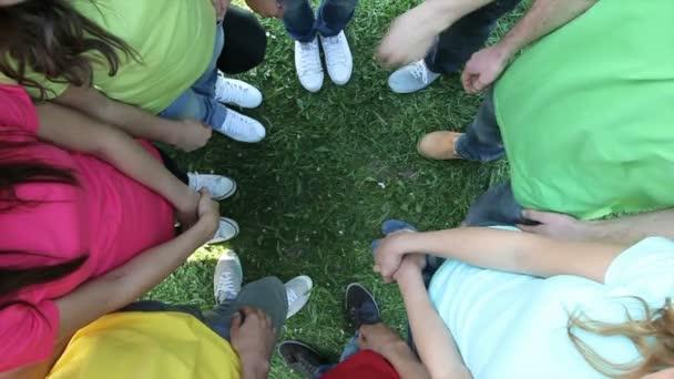concetto di unità e lavoro di squadra